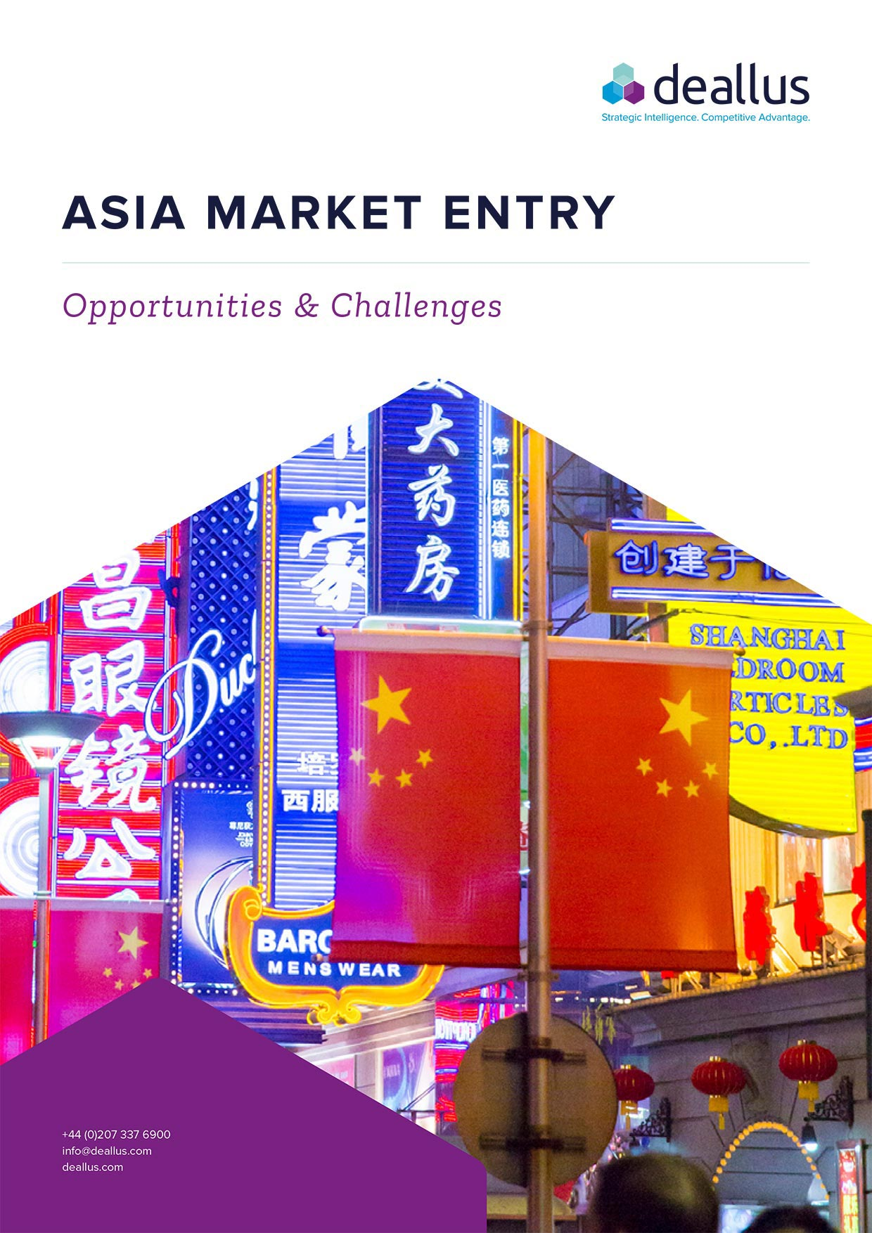 Deallus Asia Market Entry Whitepaper