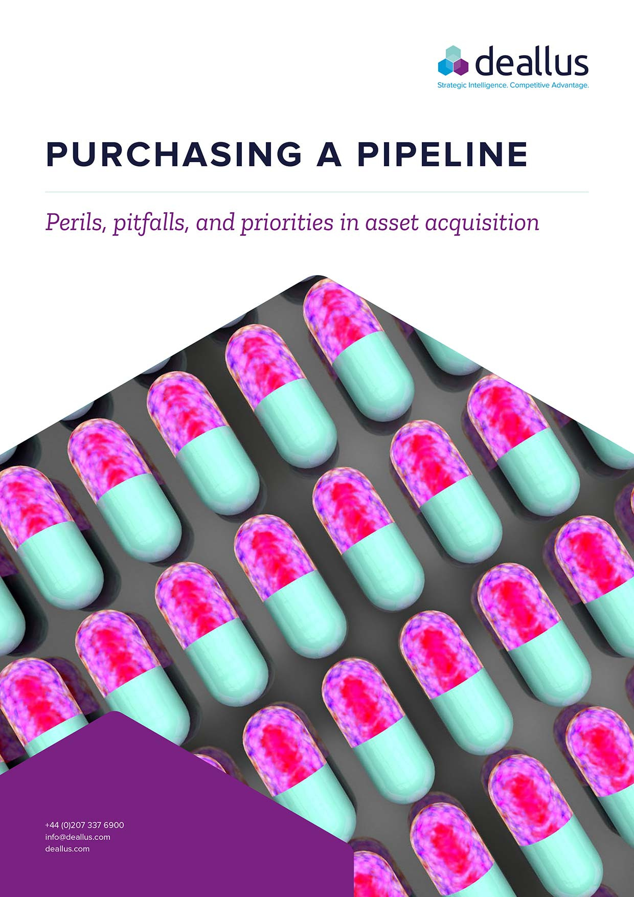Deallus Purchasing a Pipeline White Paper