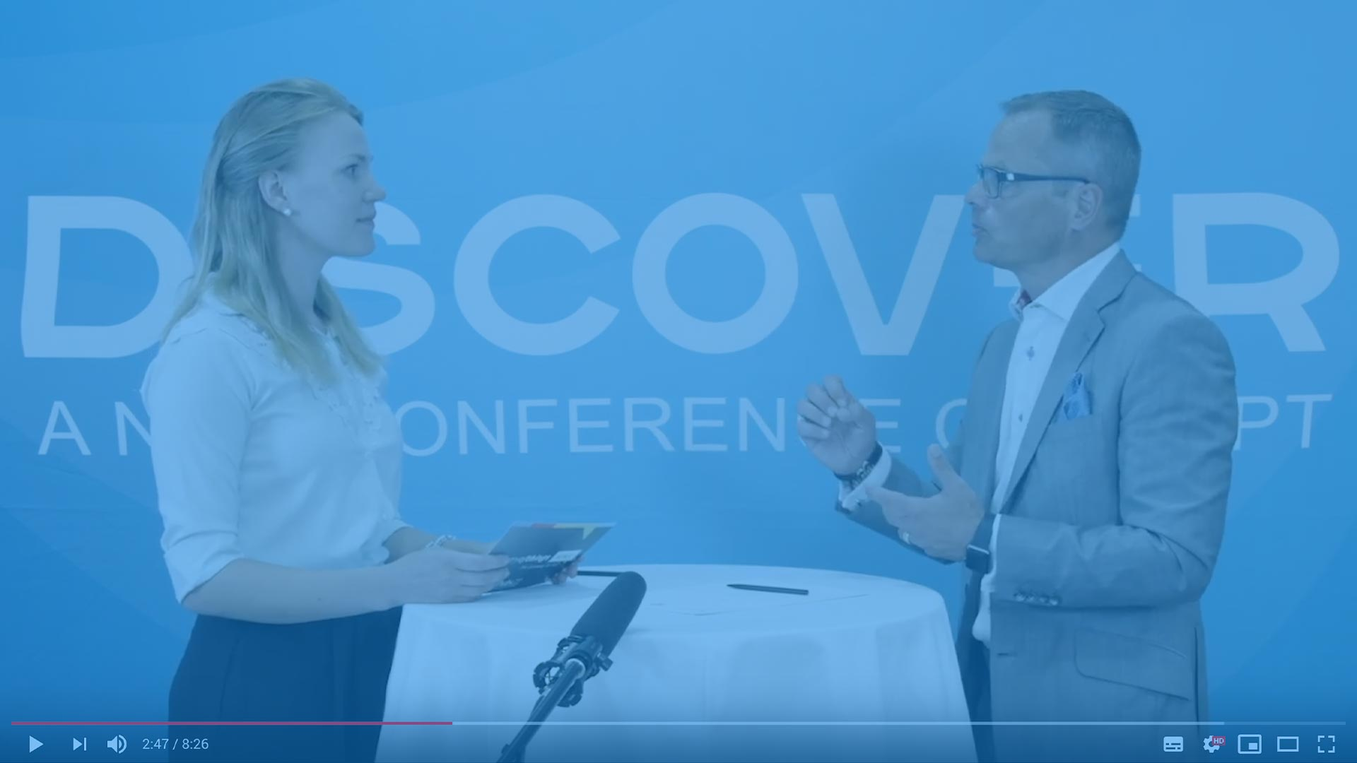 Deallus PharmaCon 2019 Jonas Pedersen Interview