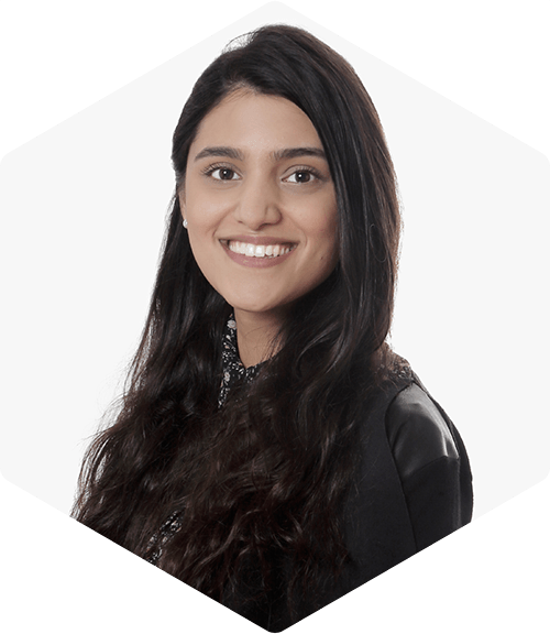Aditi Joshi Deallus Senior Associate, based in London