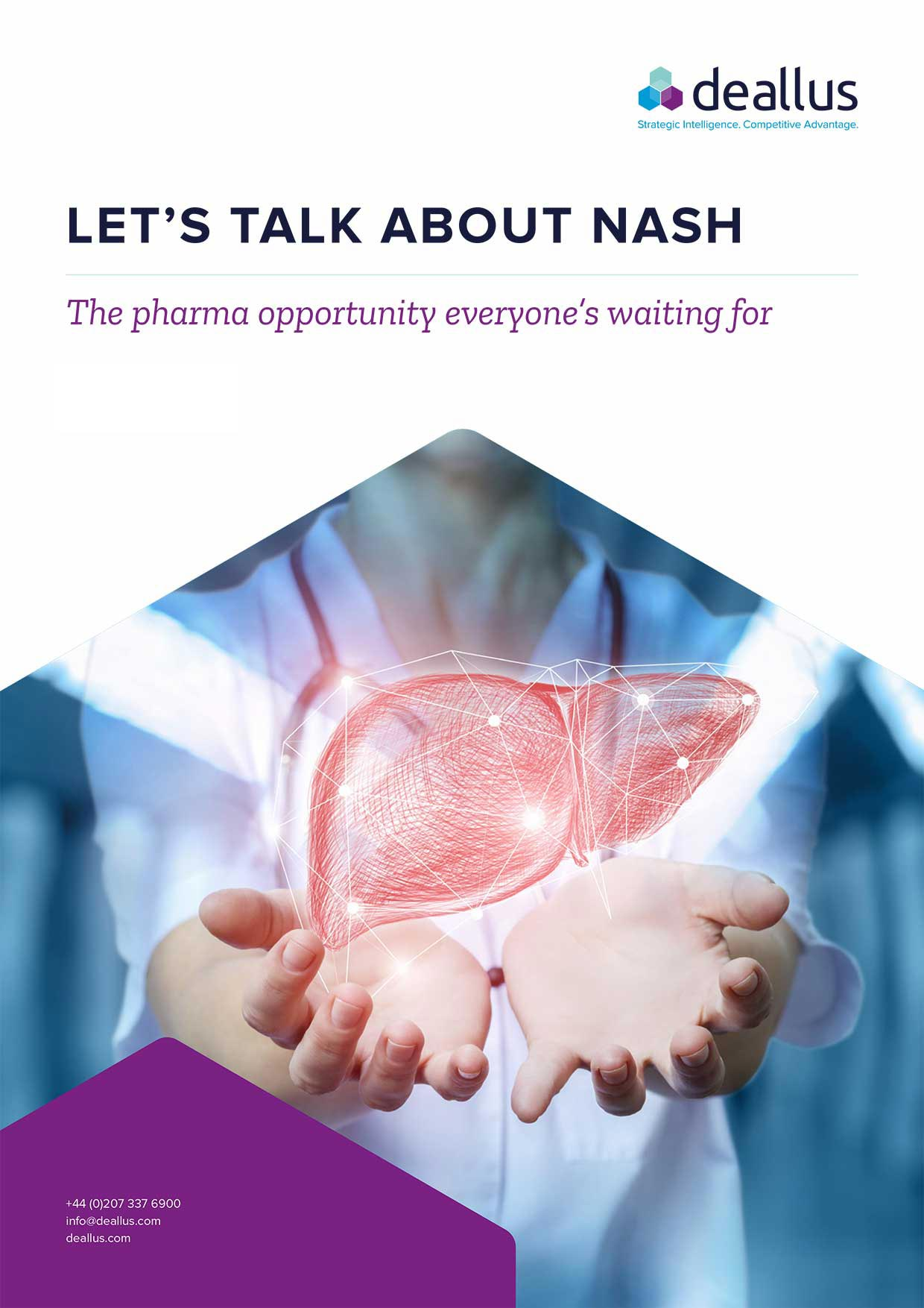 NASH White Paper From Deallus