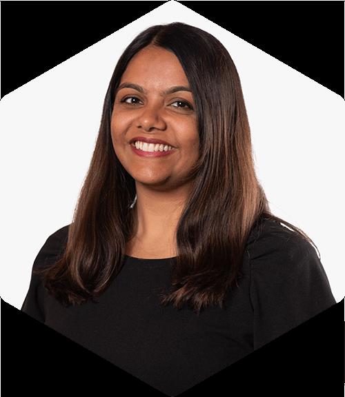 Richa Sharma, PhD Deallus Associate, New York