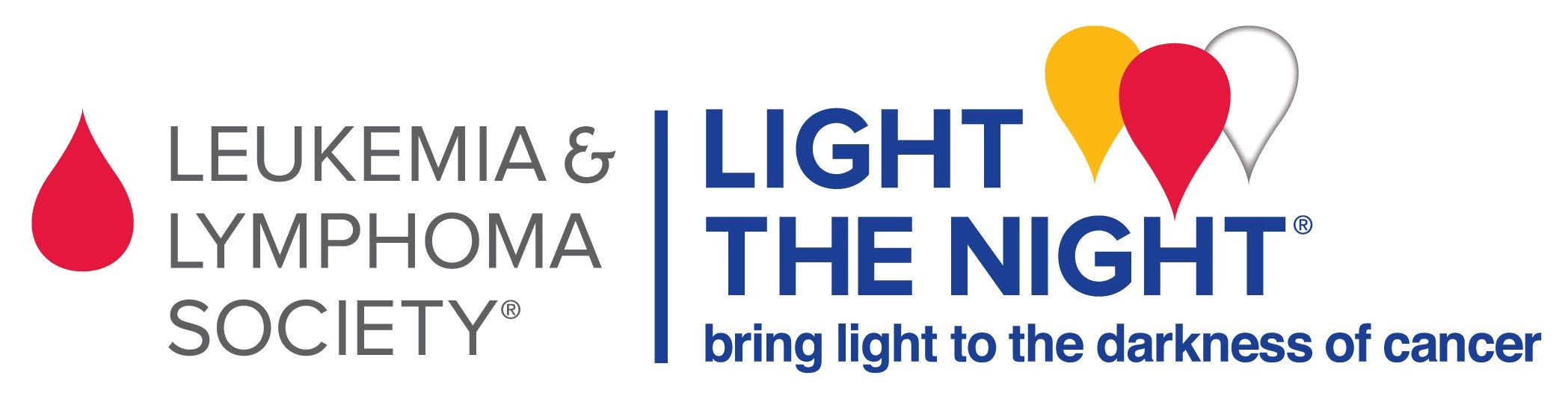 Leukaemia & Lymphoma Society light the night charity event