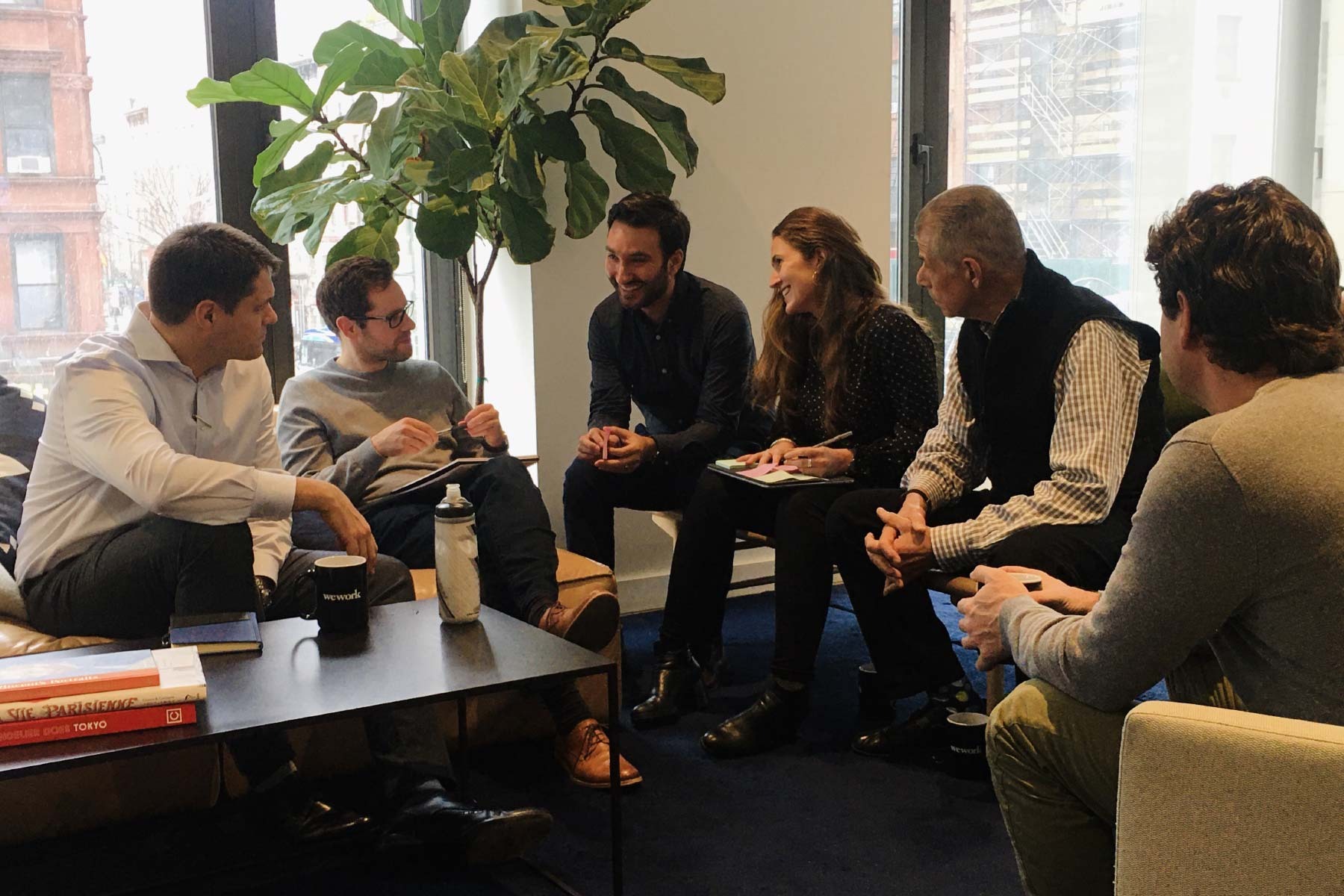 The Deallus Leadership team gathered in NYC to spend 2 days assessing our goals for the year and collaborating globally to create some exciting plans on how we work together to achieve them.